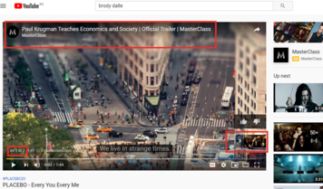 Youtube Bumper Ad Example - Visitor Analytics Blog