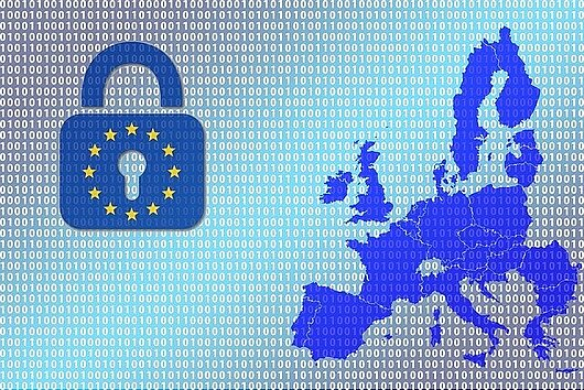 Privacy Shield invalidated - Map of EU under data lockdown from the US