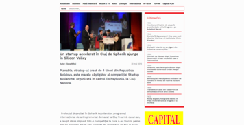 Capital Magazine Nachrichten Visitor Analytics