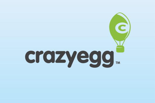 Best heatmap tools: Crazy Egg logo