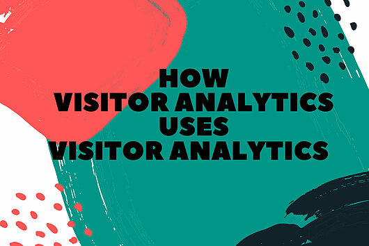 How Visitor Analytics uses Visitor Analytics