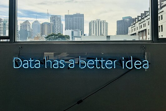 Data has a better idea