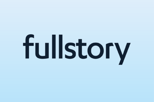 Best heatmap tools: Fullstory logo