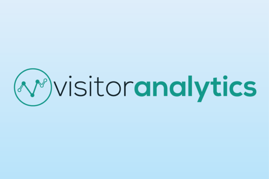 Best heatmaps tools: Visitor Analytics logo