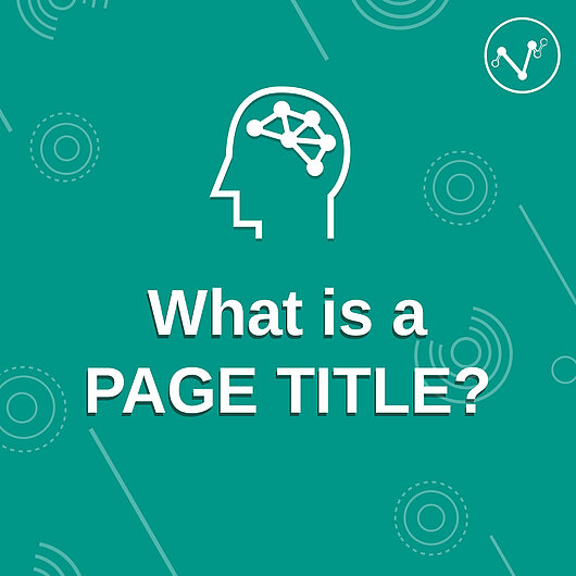 What is a Page Title? - Visitor Analytics Glossary