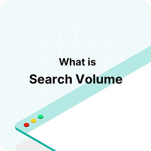 What is Search Volume? - Visitor Analytics Glossary