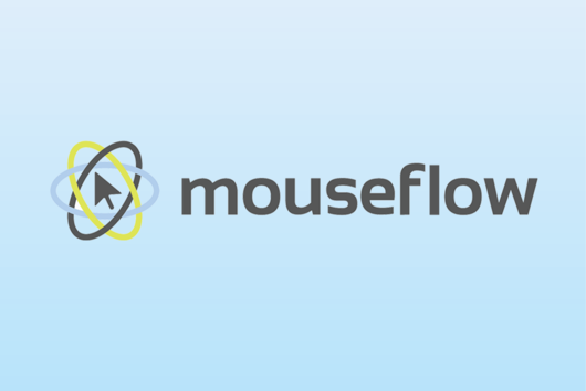 Best heatmap tools: Mouseflow logo