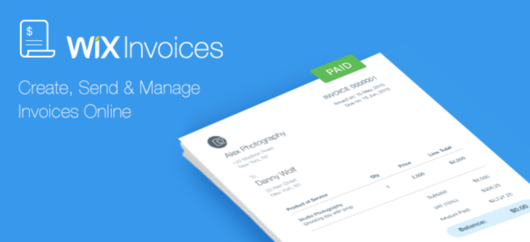Wix Ascend - Wix Invoices