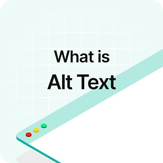 What is Alt Text? - Visitor Analytics Glossary