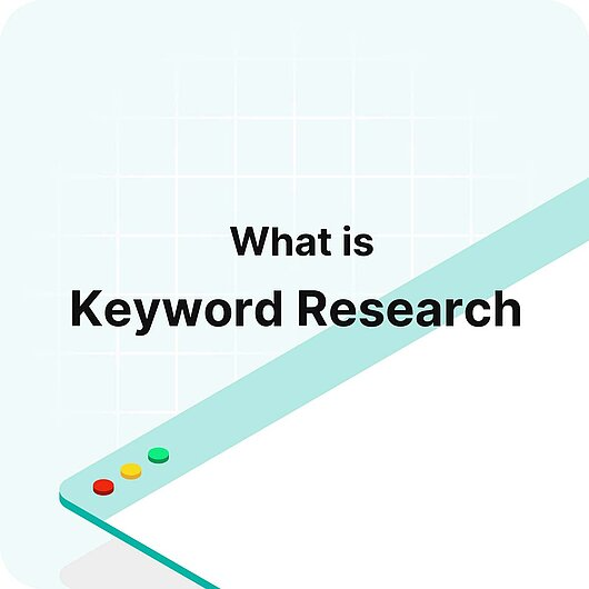 What is Keyword Research? - Visitor Analytics Glossary