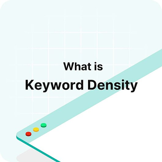 What is Keyword Density? - Visitor Analytics Glossary