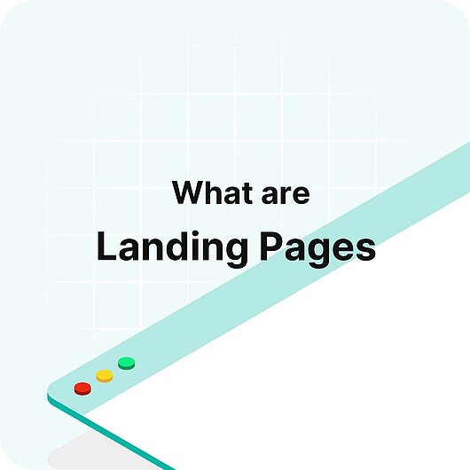 What are Landing Pages? - Visitor Analytics Glossary
