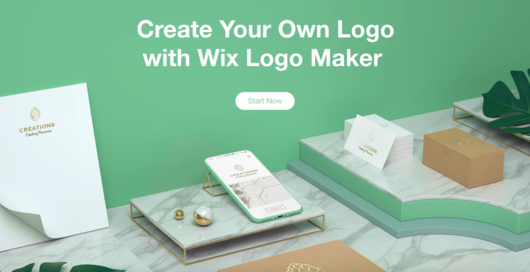 Wix Logo Maker - Visitor Analytics-Blog