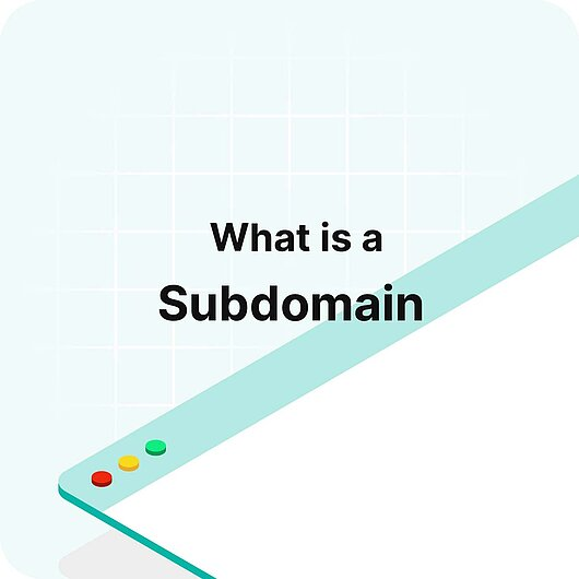 What is a Subdomain? - Visitor Analytics Glossary