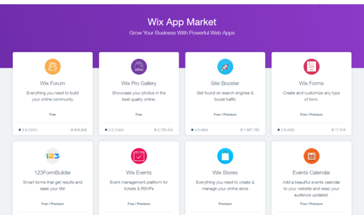 Wix App Market - Visitor Analytics-Blog