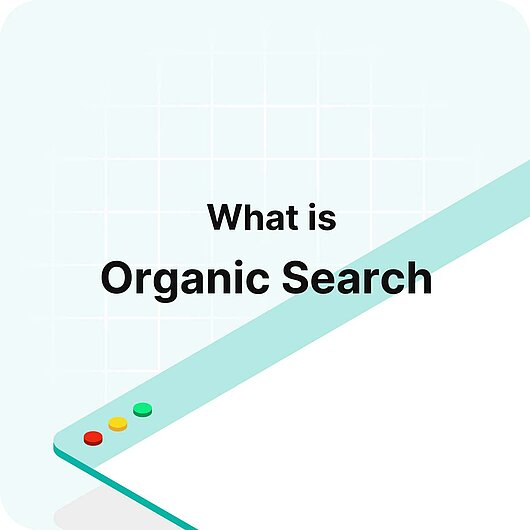 What is Organic Search? - Visitor Analytics Glossary
