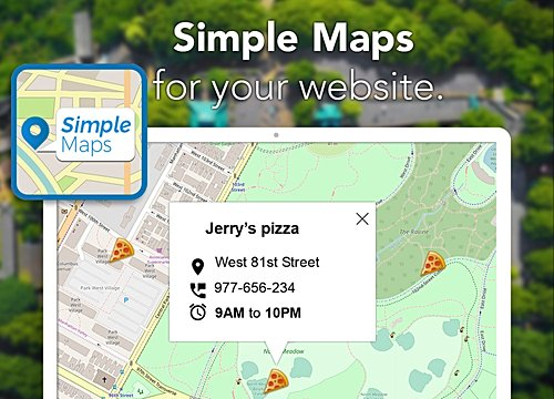Simple Maps - Visitor Analytics-Blog