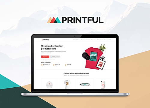 Printful - Visitor Analytics-Blog